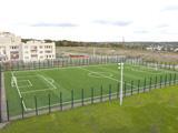 Спорт-Лайн оборудовал уличные спорт комплексы и спортивные площадки