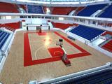 """Многофункциональный спортивный комплекс """"Баскет-Холл"""", Краснодар"""