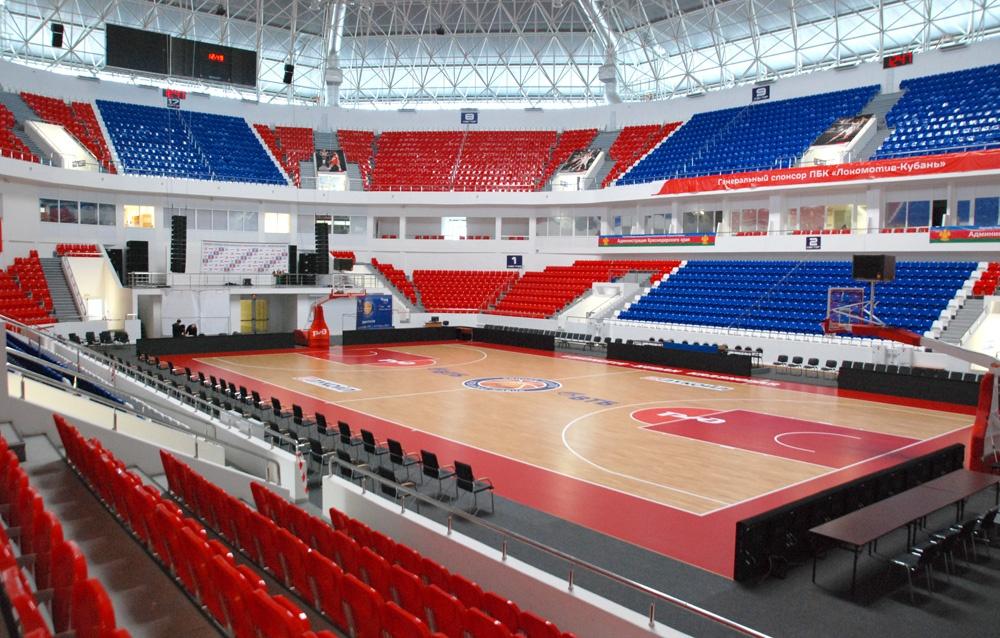 Арена холл фото