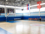 СДЮШОР по баскетболу Фрунзенского района, Санкт-Петербург