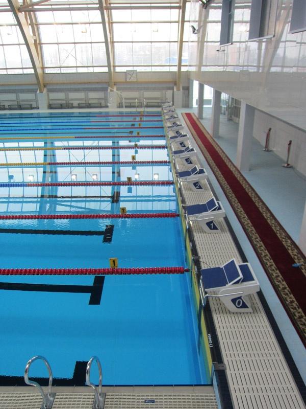 Дворец водных видов спорта саранск