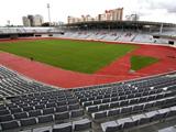 Центральный стадион, Екатеринбург
