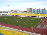 """Стадион """"Юность"""", Якутск"""