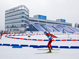 "Лыжно-Биатлонный комплекс ""Лаура"", Сочи"