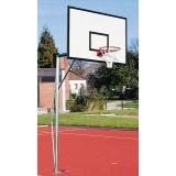 Стойка для баскетбола алюминиевая 700