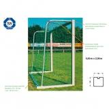 Ворота футбольные для малых площадок алюминиевые 120 и 140