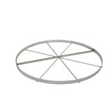 Металлоконструкция для круга для метания диска