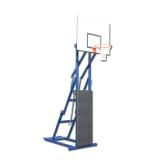 Стойка для баскетбола складная и переносная S04012