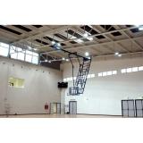 Ферма баскетбольная потолочная. Сертификат FIBA.