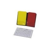 Карточки судейские для футбола S04452