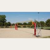Стойка для пляжного волейбола S05054