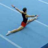 Покрытие напольное для гимнастики тренировочное