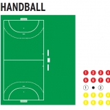 Доска тактическая для гандбола