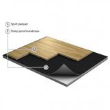 Спортивный паркет для фитнес клубов JUMPAIR BASIC