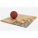 Спортивный паркет для баскетбола TIRANO, сертифицирован FIBA