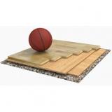 Спортивный паркет для баскетбола SONDRIO 2, сертифицирован FIBA