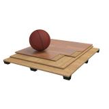 Спортивный паркет для баскетбола PRO, сертифицирован FIBA