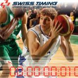 Система Судейства и Хронометража для баскетбола 3x3 - соответствие FIBA