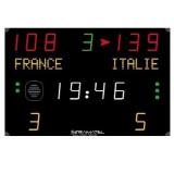 Универсальное табло для игровых видов спорта, модель 452 MS 3100