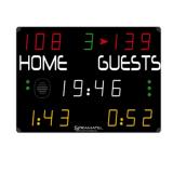 Универсальное табло для игровых видов спорта, модель 452 MS 7000