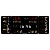 Универсальное табло для игровых видов спорта, модель 452 MS 7120