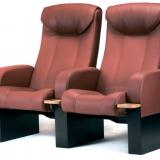Кресло для VIP-лож модель Duetto Deluxe
