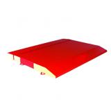 Маты для больших страховочных столов для батута - Сертификат FIG