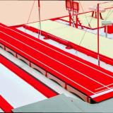 Дорожка для акробатических прыжков