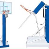 Стойка мини-баскетбольная/мини-баскетбольная мобильная складная