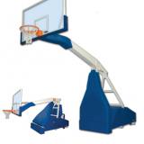 Стойка баскетбольная передвижная тренировочная модели Hydroplay Training.