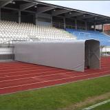 Туннель выдвижной для выхода игроков на поле