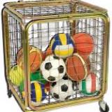 Тележка для мячей