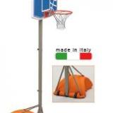 Стойка передвижная для баскетбола и мини-баскетбола