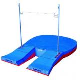 Место приземления для прыжков с шестом, модель Major championship comfort plus single cover. Сертификат IAAF.