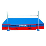 Место приземления для прыжков в высоту, модель IAAF challenger modular. Сертификат IAAF.