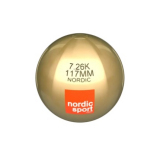 Ядро для метания из латуни. Сертификат IAAF.