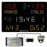 Универсальное табло для игровых видов спорта, модель 452 MD 7100