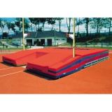 Зона для приземления для прыжков с шестом, сертифицирована IAAF ZT-...