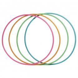 Обруч соревновательный перламутровый круглого сечения 310101