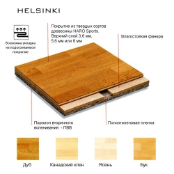 Паркет Helsinki