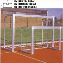 Ворота футбольные малые тренировочные 192