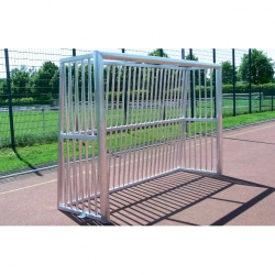 Ворота цельнометаллические 106