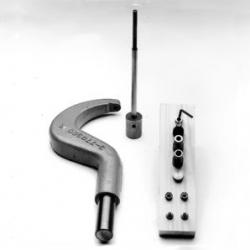 Набор инструментов для клепки коньков N21