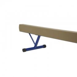 Бревно гимнастическое низкое S00060