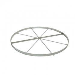 Металлоконструкция для круга  для толкания ядра