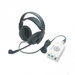 Интерком-гарнитура OMEGA Telephone