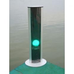 Система стартовых световых семафоров для гребли - сертификат FISA / ICF