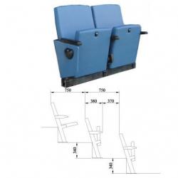 Кресло для VIP-лож модель Energy