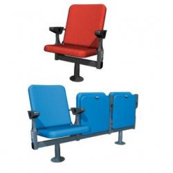 Кресло с синхронным складыванием сиденья и подлокотников M-Espace