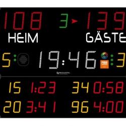 Универсальное табло для игровых видов спорта, модель 452 MB 3003